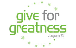 Give for Greatness logo
